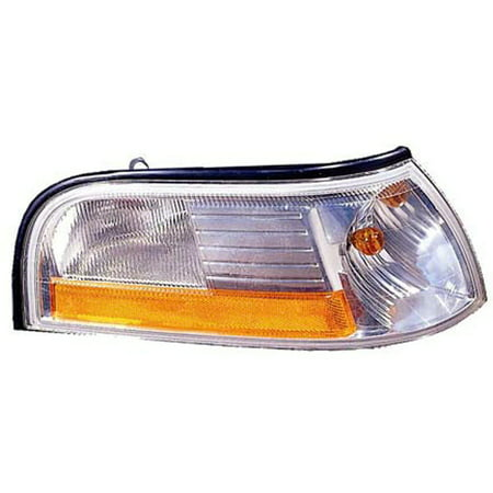 2003-2005 Mercury Grand Marquis  Passenger Right Fender Corner Cornering / Marker Lamp 3W3Z13200AA-V