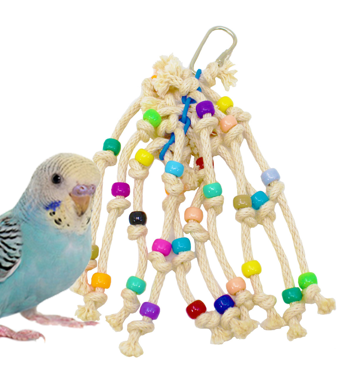 Bonka Bird Toys 1534 Stringy Wingy Bird Toy