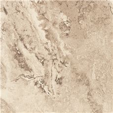 Trafficmaster Peel N' Stick Tile 18 In. X 18 In. Light Travertine 2.5Mm (0.100 In.) / 36 Sq. Ft. Per (Travertine Wall Tiles)