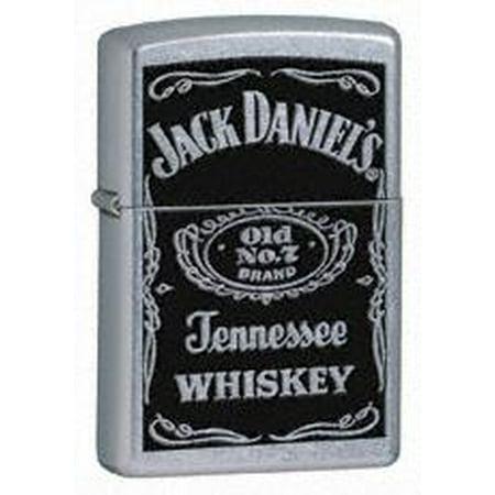 Zippo Jack Daniels Street Chrome 24779