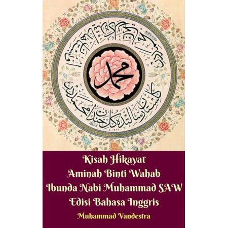 Kisah Hikayat Aminah Binti Wahab Ibunda Nabi Muhammad SAW Edisi Bahasa Inggris - (Kitab Tauhid Syaikh Muhammad Bin Abdul Wahab)