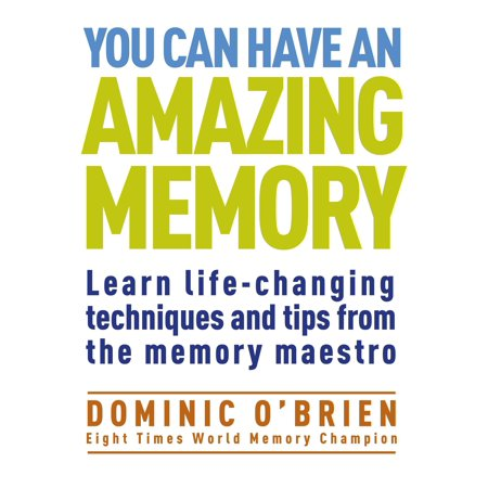 Learning Memory Box (You Can Have an Amazing Memory : Learn Life-Changing Techniques and Tips from the Memory Maestro)