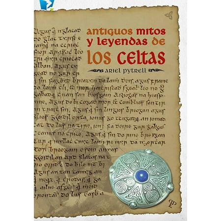 Antiguos mitos y leyendas Celtas - eBook