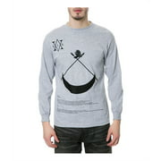 Black Scale Mens The Definition Ls Graphic T-Shirt