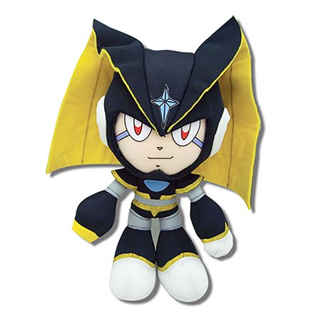"Toy - Plush - Mega Man - 10"" Bass Plush (Capcom) (Gift Idea) - image 1 of 1"