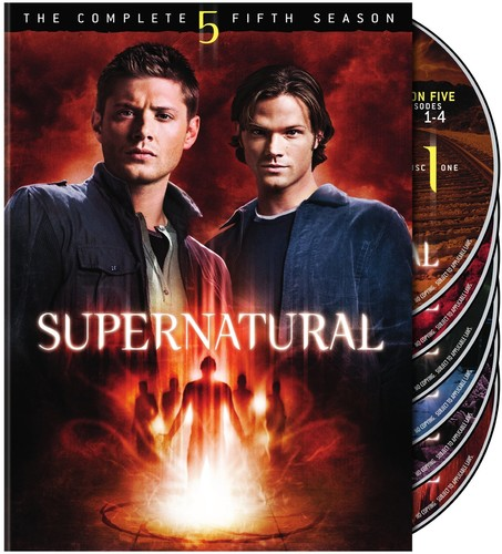 Supernatural: The Complete Fifth Season by WARNER HOME ENTERTAINMENT
