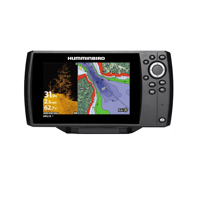 Humminbird Helix 7 CHIRP SI GPS G2 by Johnson Outdoors