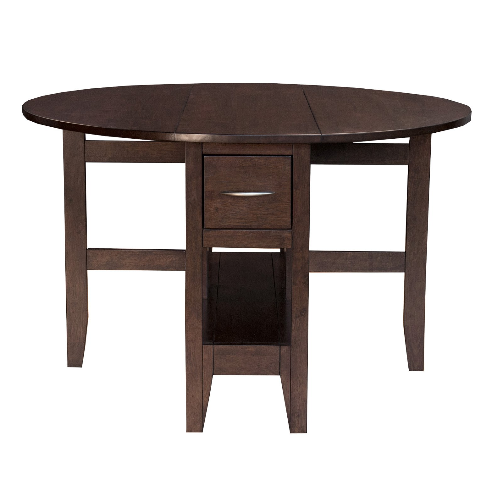 A-America Brooklyn Heights Gate Lef Round Dining Table