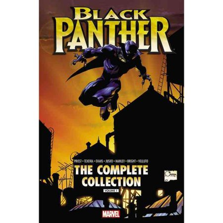 Black Panther 1: The Complete Collection by