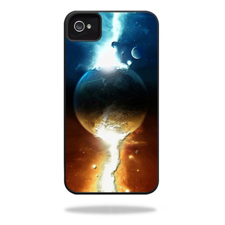 Mightyskins Protective Vinyl Skin Decal Cover for Case-Mate Barely There iPhone 4/4S Case wrap sticker skins Sci Fi