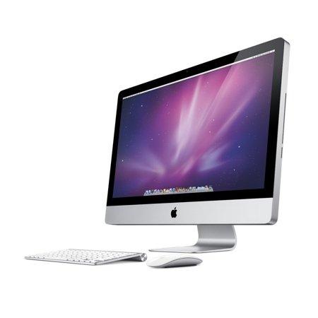 Apple Imac Md095ll A Intel Core I5 3407S X4 2 9Ghz 8Gb 1Tb Dvd   Rw 27   Silver  Refurbished