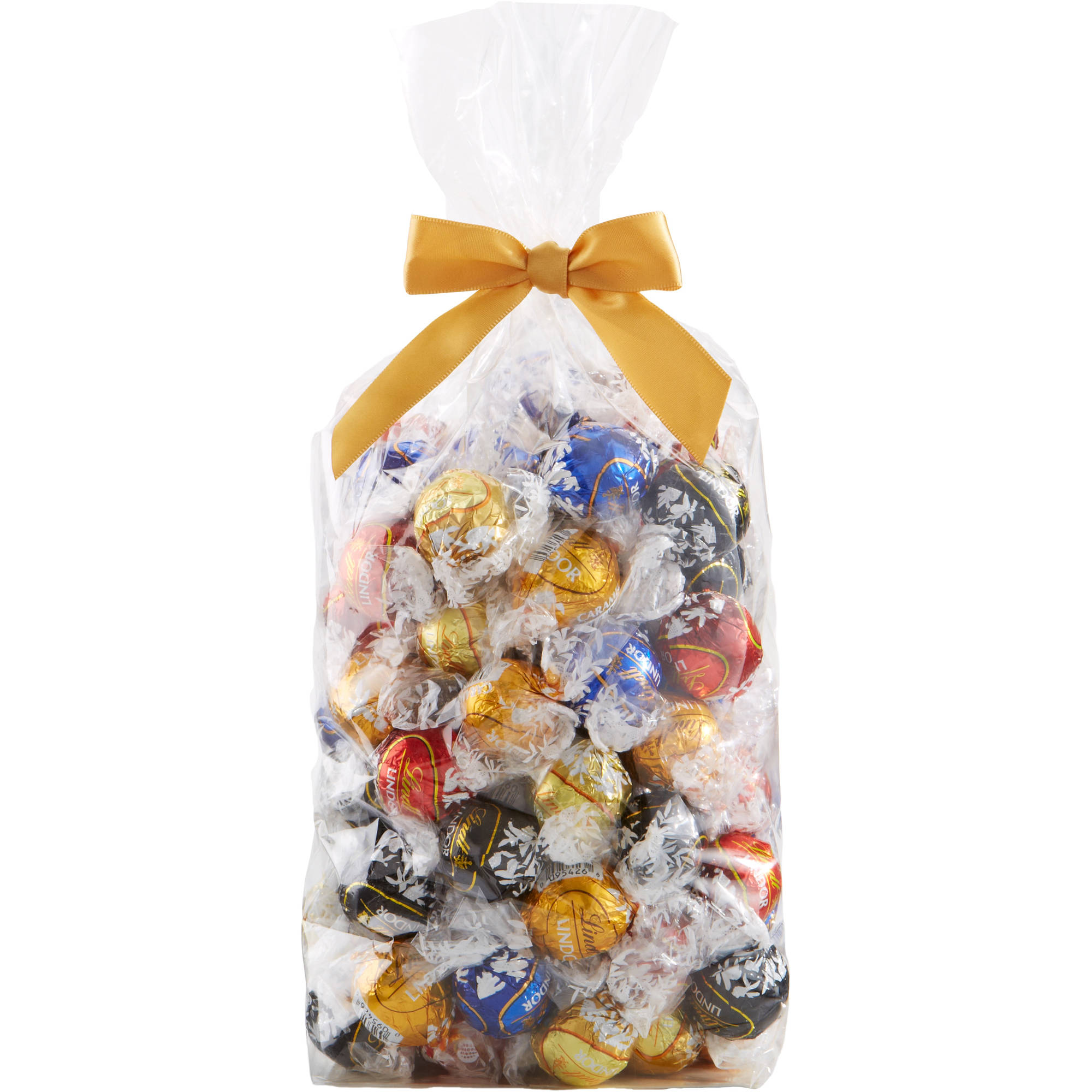 Lindt Lindor Assorted Chocolate Truffle Bag, 8.5 oz