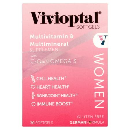 Vivioptal Women's Multivitamin (Best Multivitamin For Women In Their 30s)