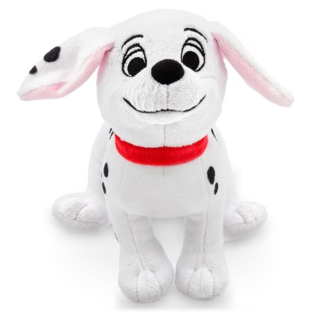 Disney Store Rolly Plush 101 Dalmatians Mini Bean Bag New with Tags