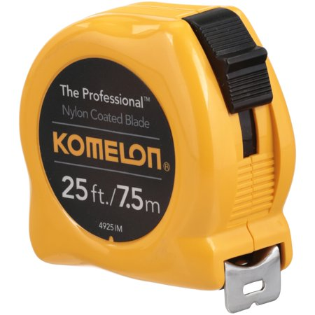 Professional 25 Tape Measure (Komelon® The Professional 25 ft. Tape)
