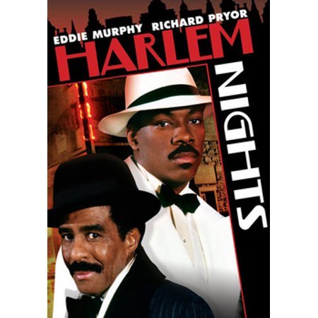 Harlem Nights (DVD) ()