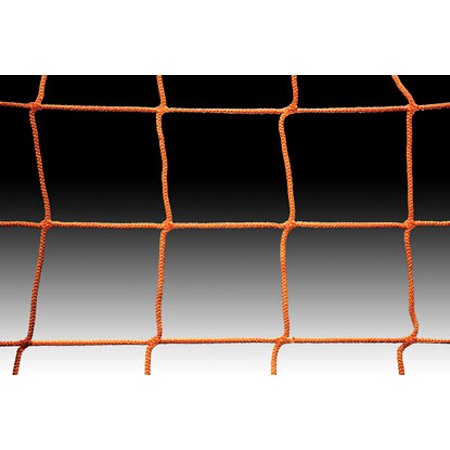 Kwik Goal Soccer Net 8Hx24Wx3Dx8.5B, 3mm mesh, Orange ()
