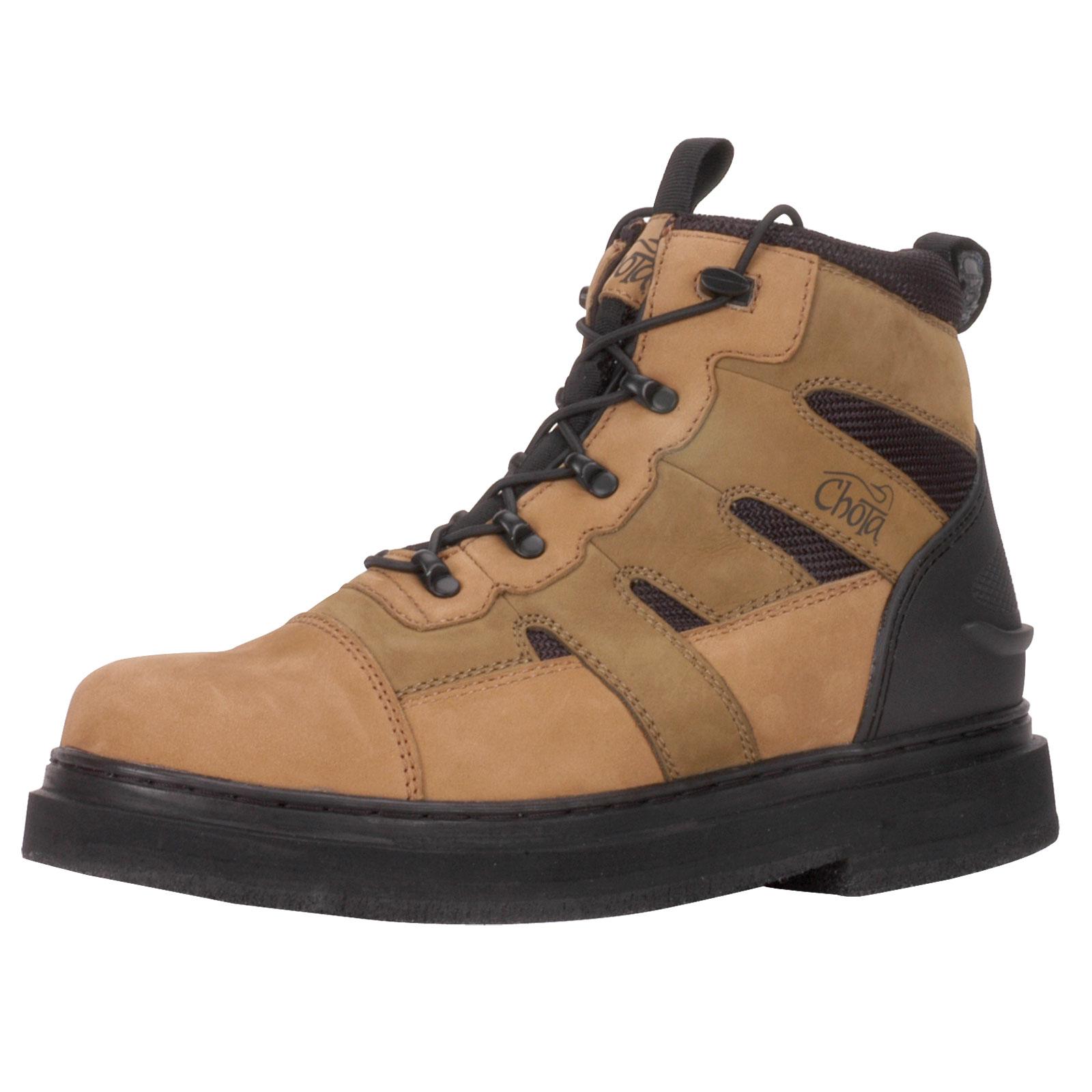 Chota Outdoor Gear STL Plus Wading Boots Fly Fishing Felt...
