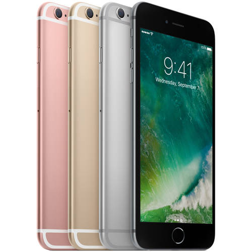Straight Talk Apple iPhone 6S Plus 16GB 4G LTE Prepaid Smartphone
