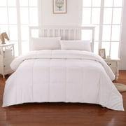 Cottonloft Cotton Loft White Down Alternative Medium Warmth Comforter