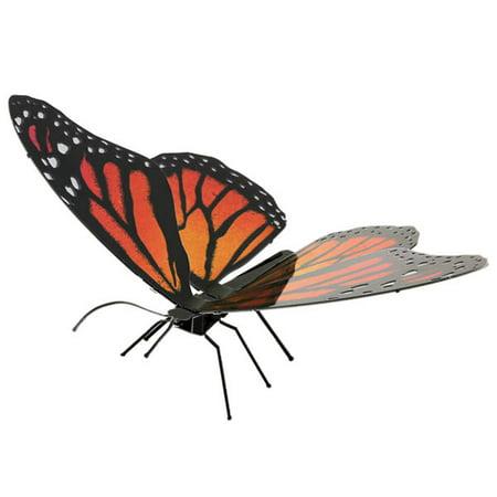 Monarch Butterfly (Metal Earth 3D Model Kit) (Monarch Butterfly Kits)