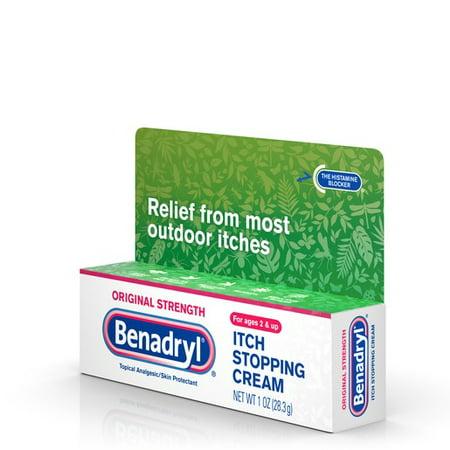 (Price/Case)Benadryl 5117162 Topical Original Cream 4-6-1