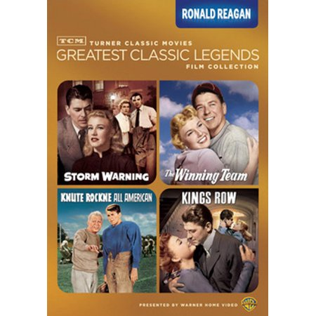 TCM Greatest Classic Films Legends: Ronald Reagan (DVD) (Robert Coles Dorothy Day)