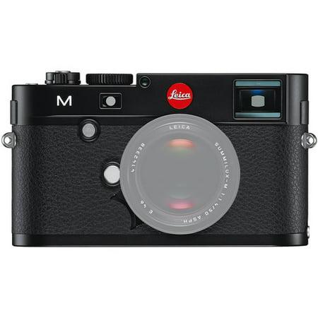 Rangefinder Camera Body (LeicaM (Typ 240) Digital Rangefinder Camera (Body Only, Black))