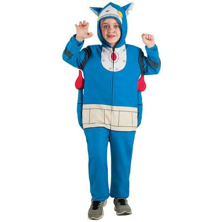 Yo Kai Watch: Robonyan Child Costume S