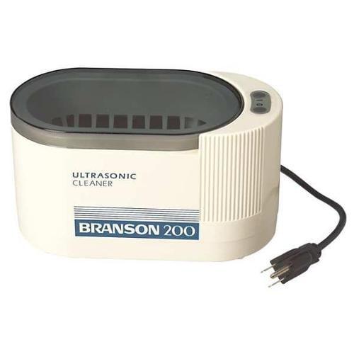 BRANSON 100-951-010 Mini Ultrasonic Cleaner, 18oz