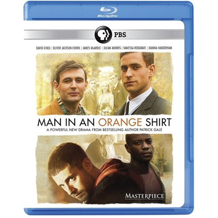 Orange Is The New Black George Mendez (Man in an Orange Shirt (Masterpiece))