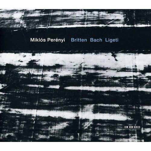 Britten / Bach / Ligeti (Ocrd)