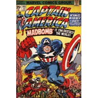 Marvel - Captain America Poster - 24x36