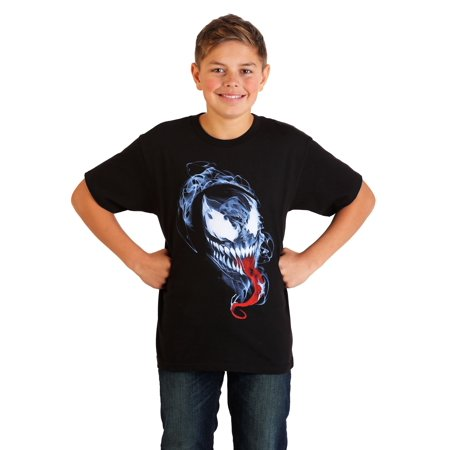Buy Masks (Boys Marvel's Venom Smokey Mask Black)
