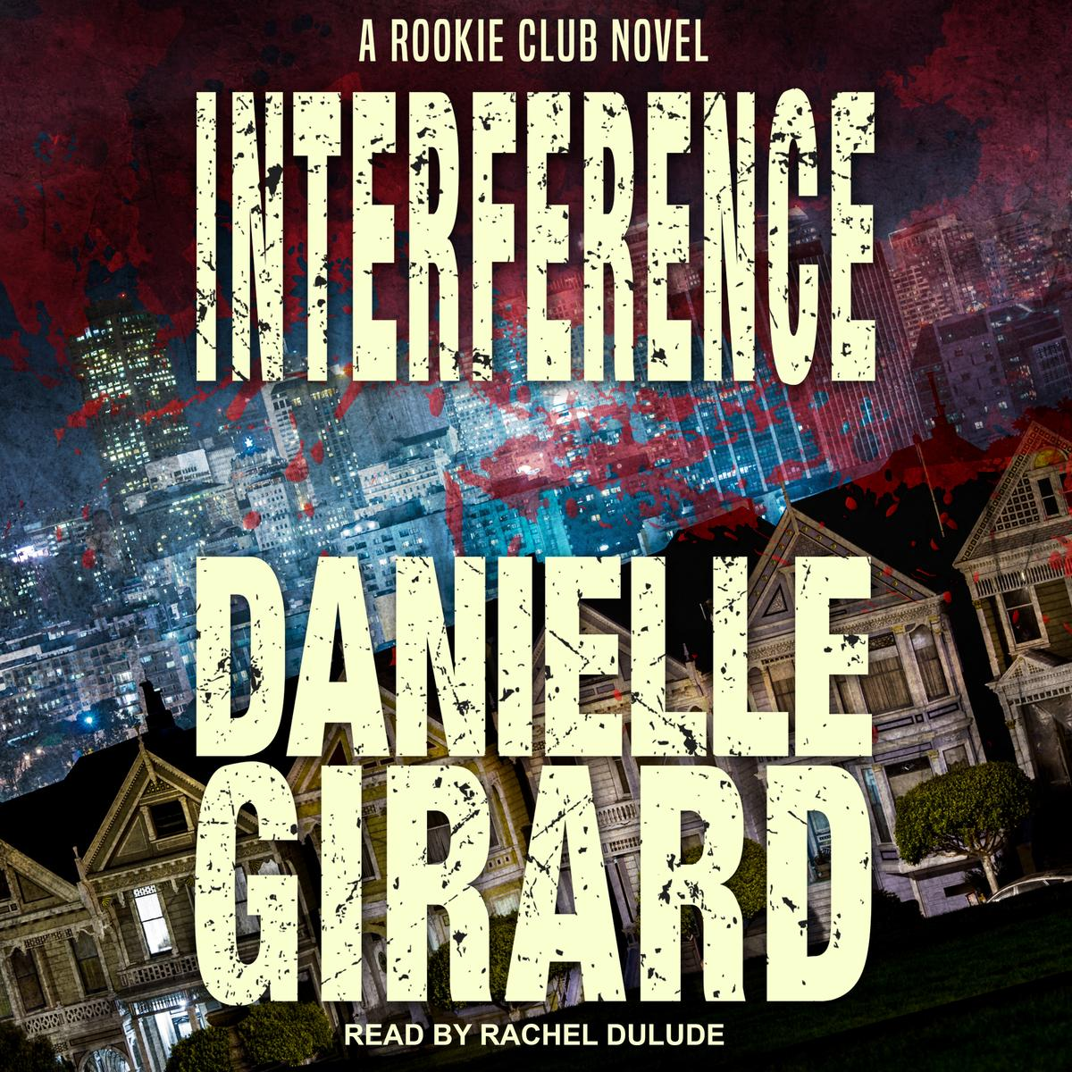 Interference - Audiobook