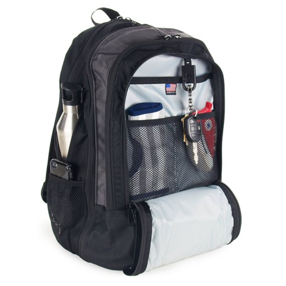 c0069ae6daa DadGear - DadGear Backpack Diaper Bag - Basic Camo - Walmart.com