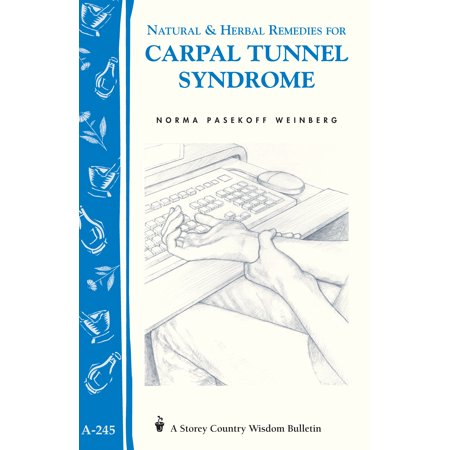 Natural & Herbal Remedies for Carpal Tunnel Syndrome - (Best Keyboard Tray For Carpal Tunnel)