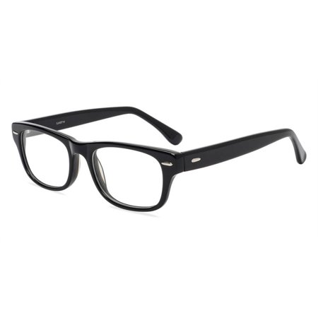 Contour Mens Prescription Glasses, FM9196 Black (Prescription Glasses Sports)