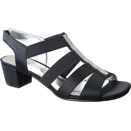 Women's Eve Jeweled Sandal (Leather Jeweled Sandals)