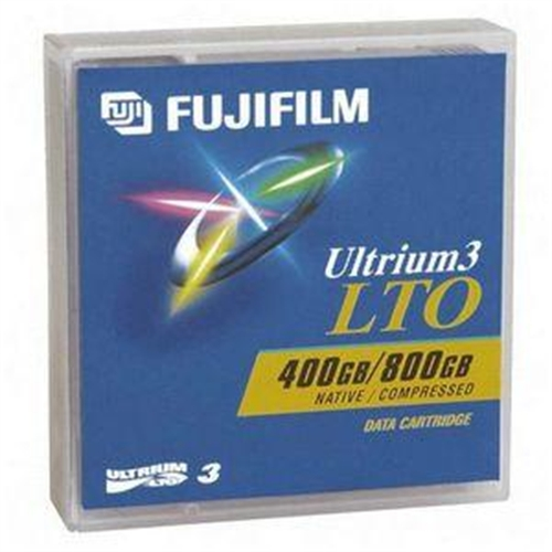 Fujifilm Lto Ultrium 3 Data Cartridge 400Gb/800Gb Tape With Case - Same As Hp C7