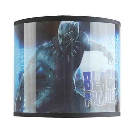 Marvel Black Panther Die Cut Stick Table Lamp, 1 -