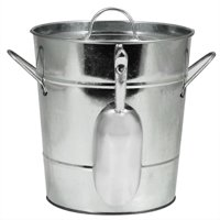 Twine Country Home: Galvanized Ice Bucket