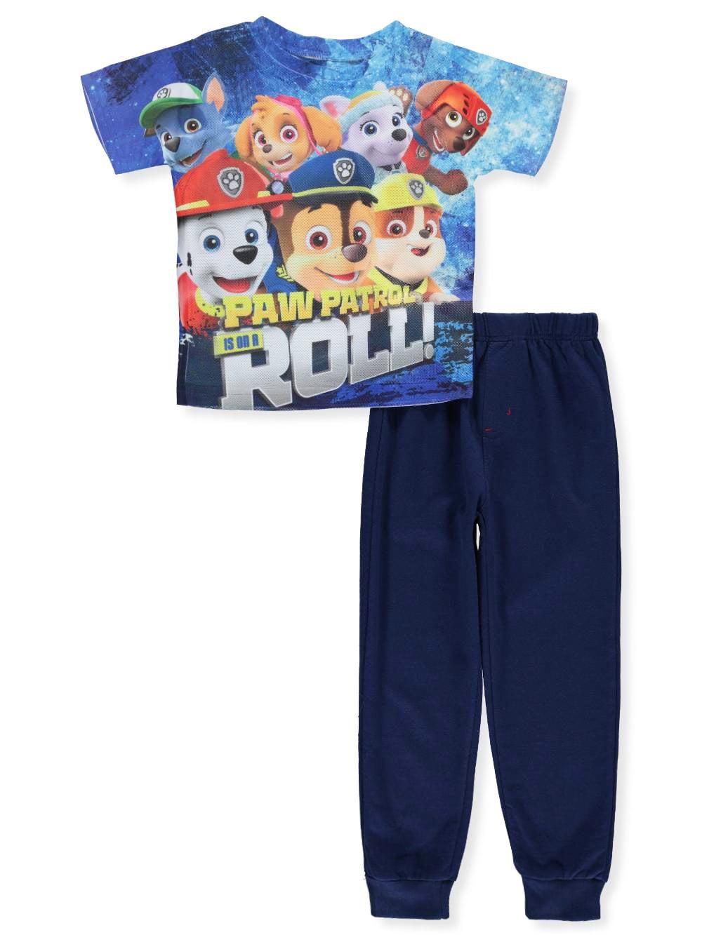 Paw Patrol Boys' 2-Piece Pants Set Outfit