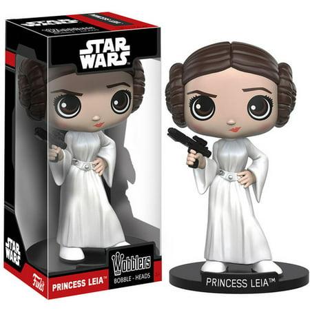 FUNKO WACKY WOBBLER STAR WARS CLASSIC - LEIA](Leia Jabba)