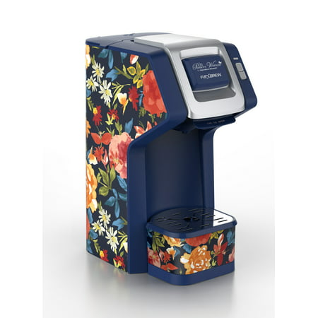The Pioneer Woman FlexBrew Single-Serve Coffee Maker by Hamilton Beach, Fiona Floral