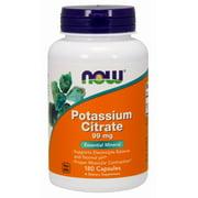 Potassium Citrate Now Foods 180 Caps