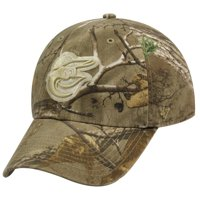 '47 Brand Baltimore Orioles Franchise Fitted Hat - Realtree Camo