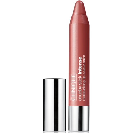 6 Pack - Clinique Chubby Stick Intense Moisturizing Lip Color Balm,Curviest Caramel 0.1