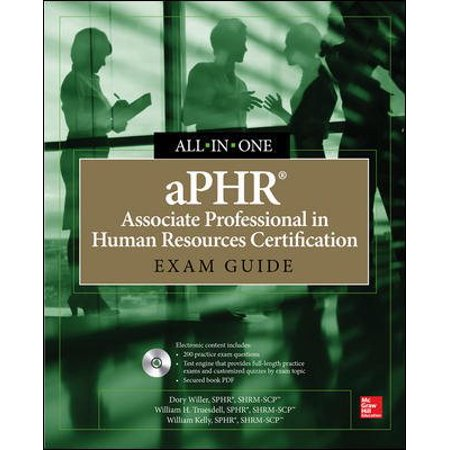 aPHR Associate Professional in Human Resources Certification All-In ...