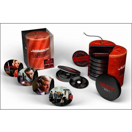 Mission Impossible: The Complete Television Collection (Full Frame)